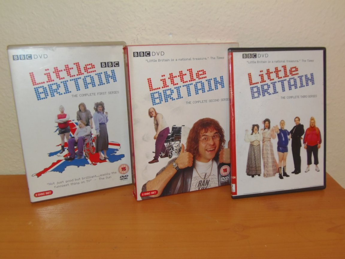 DVD Box Set - Little Britain