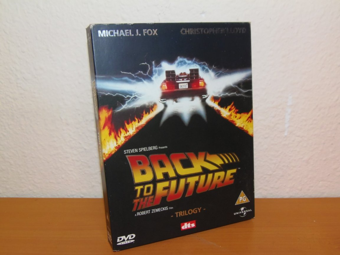 DVD Box Set - Back to the Future