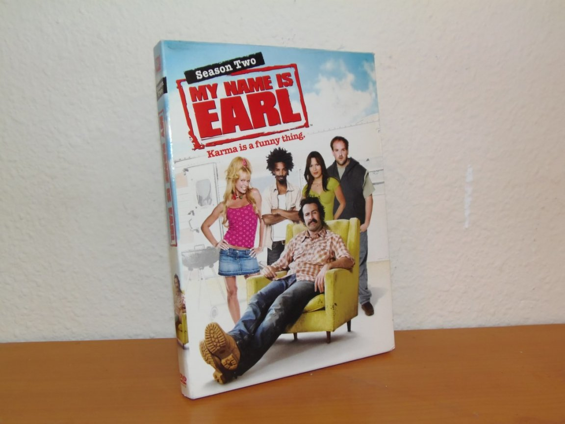 DVD Box Set - My Name is Earl