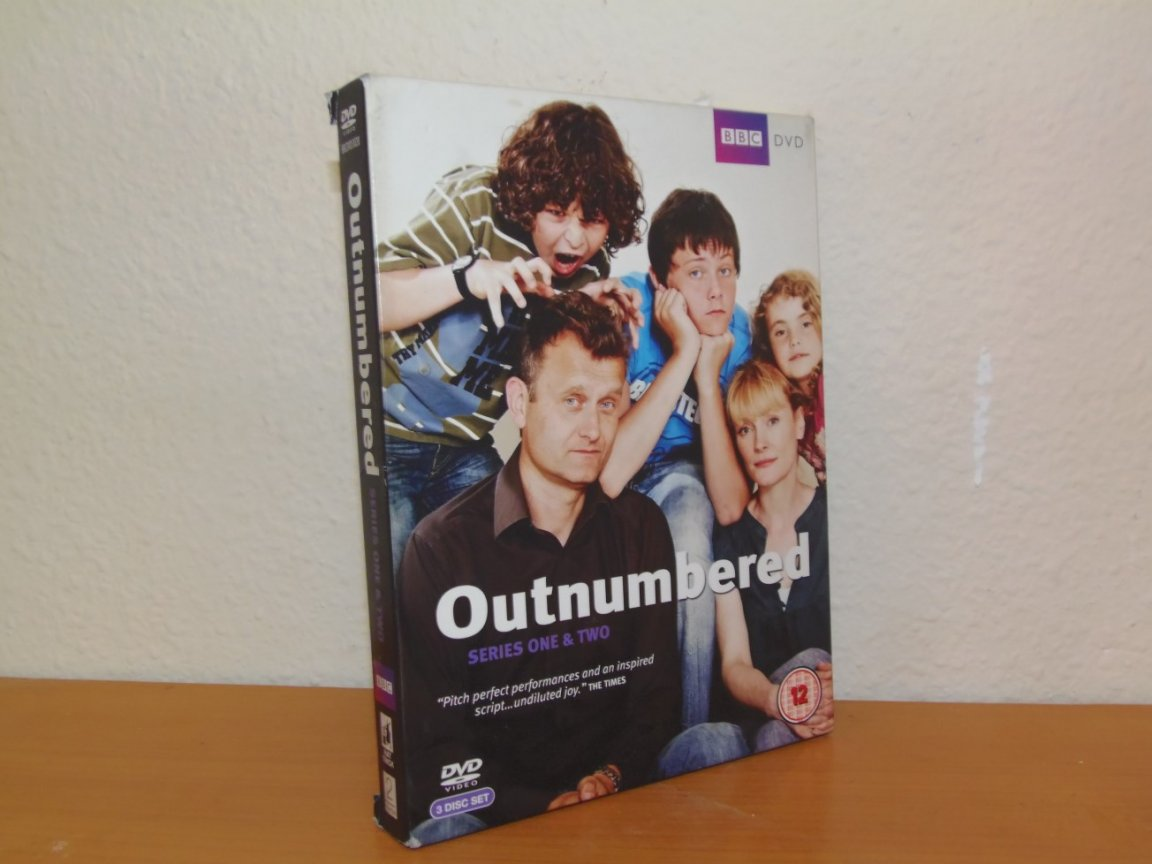 DVD Box Set - Outnumbered