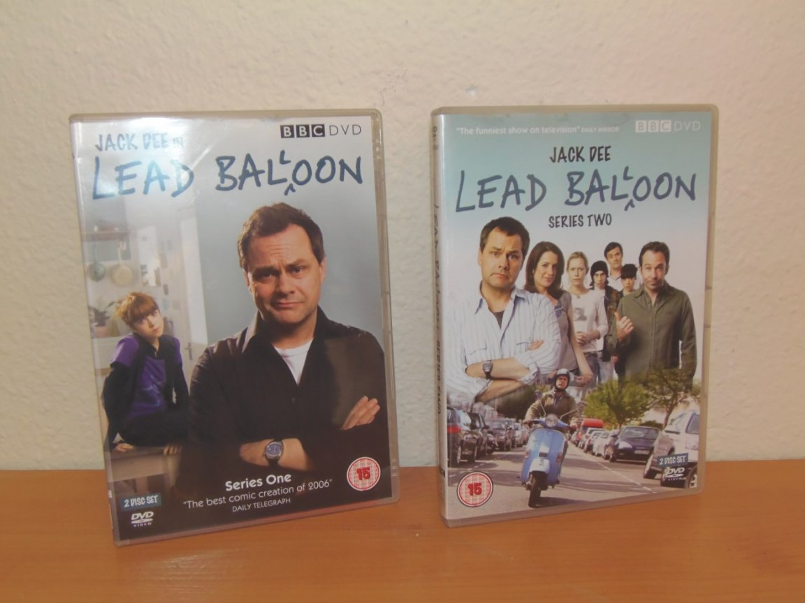 DVD Box Set - Jack Dee's Lead Balloon