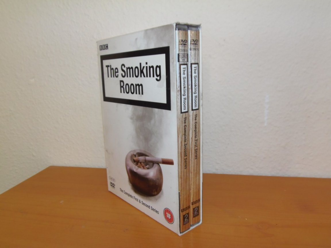 DVD Box Set - The Smoking Room