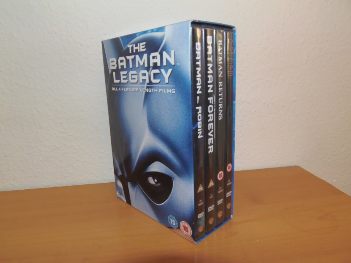 DVD Box Set - The Batman Legacy