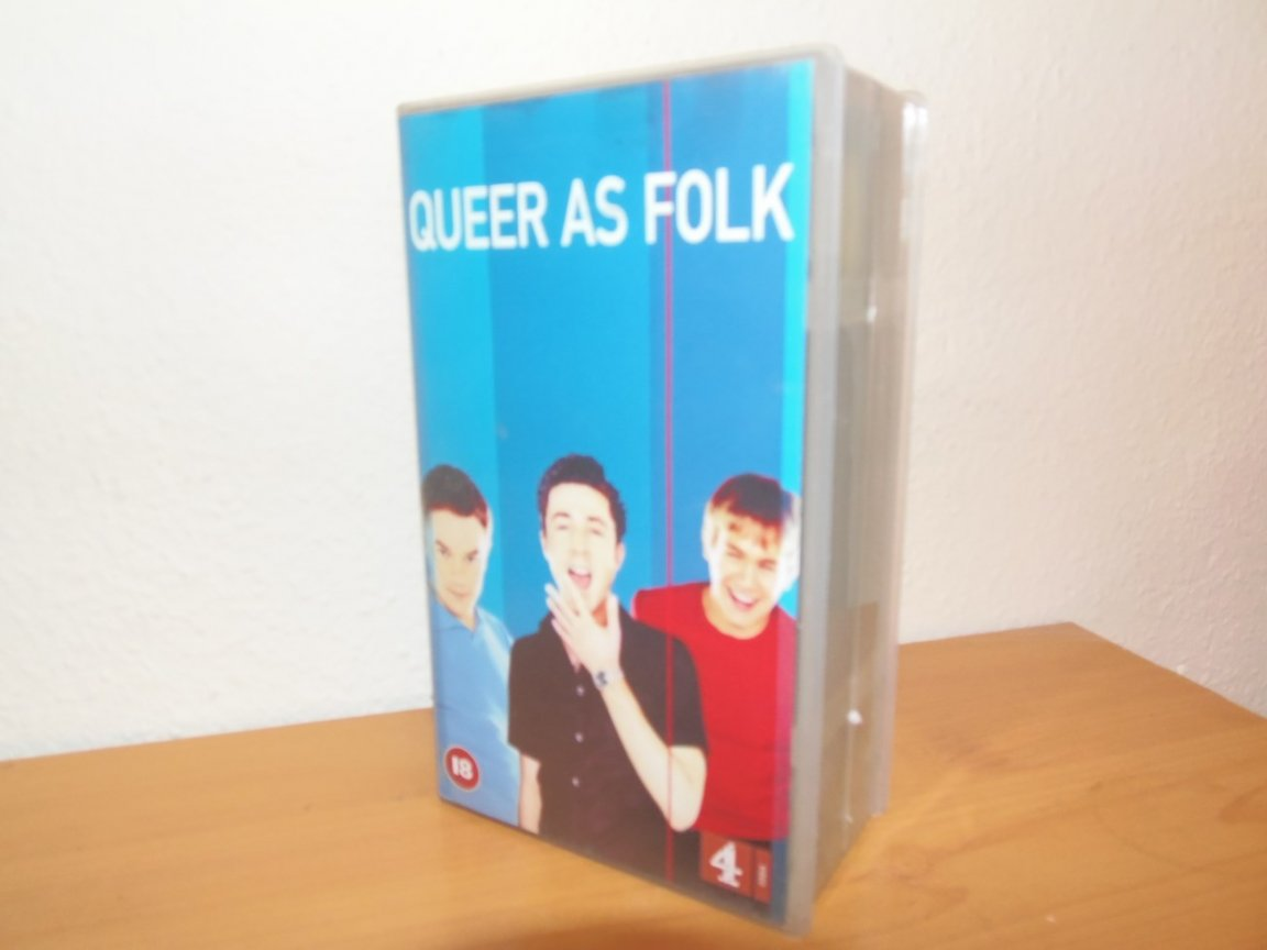 Video Box Set - Queer As Folk