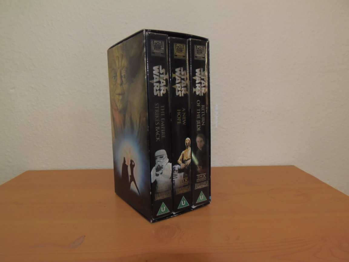 Video Box Set - Star Wars