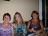 Lesley, Tracy and Cathy