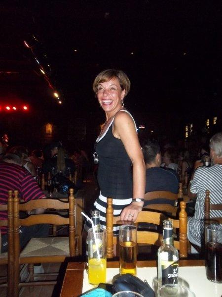 Ali from Restaurante Margarita in Los Cristianos