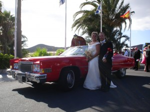 Angie's Wedding on The Beach in Tenerife