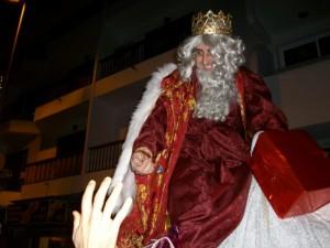 Los Reyes, Los Cristianos, Tenerife 2010