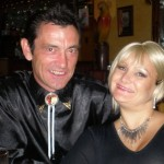 Jesse and his lovely wife Mel in Tenerife