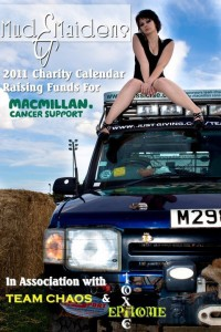 2011 Charity Calendar - Macmillan Cancer Support