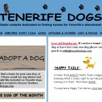 Visit Tenerife Dogs today and give them your support