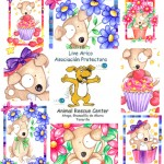 Live Arico Greetings Cards by Alison Sturgess