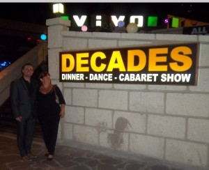 A Fabulous night out in Tenerife