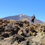 Alan and Teide
