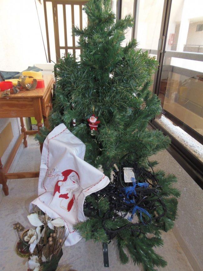 Christmas Tree and Trimmings