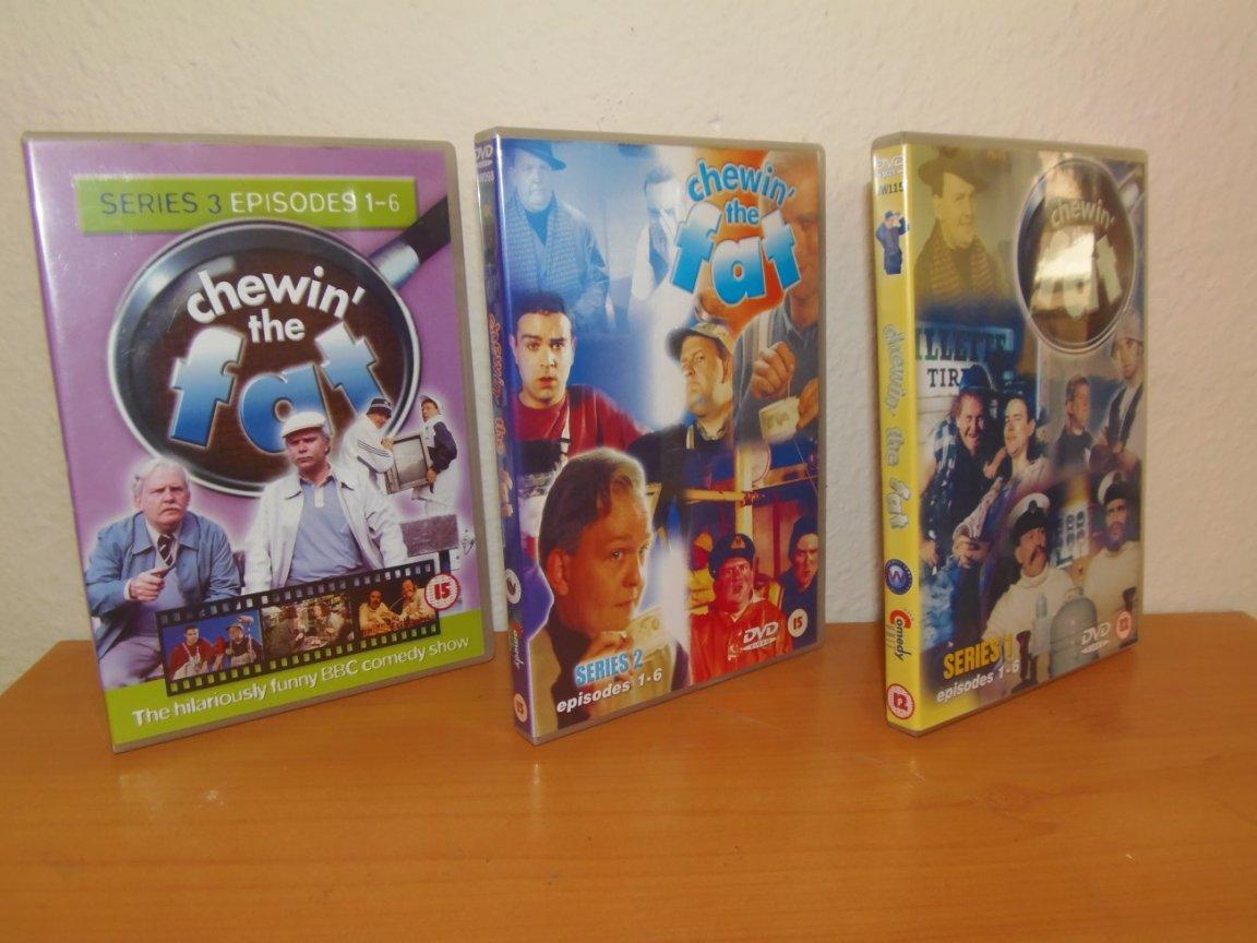 DVD Box Set - Chewin' the Fat