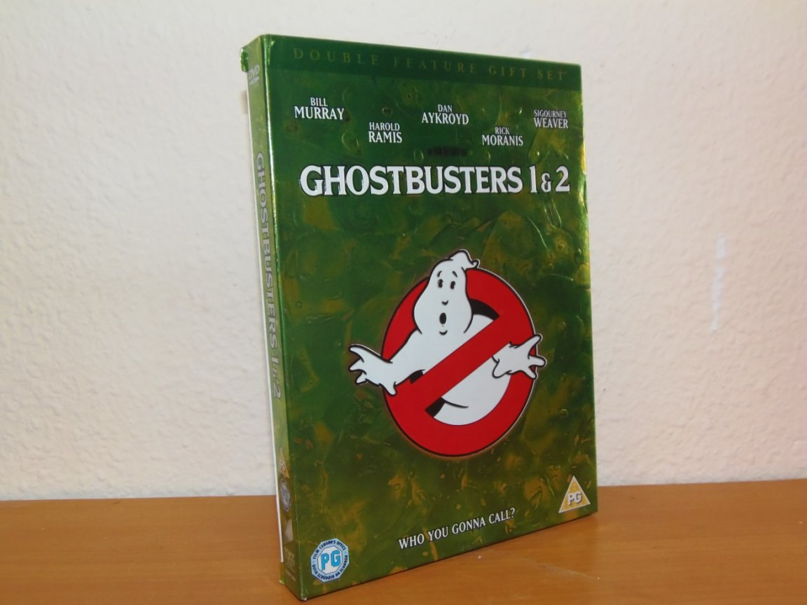 DVD Box Set - Ghostbusters