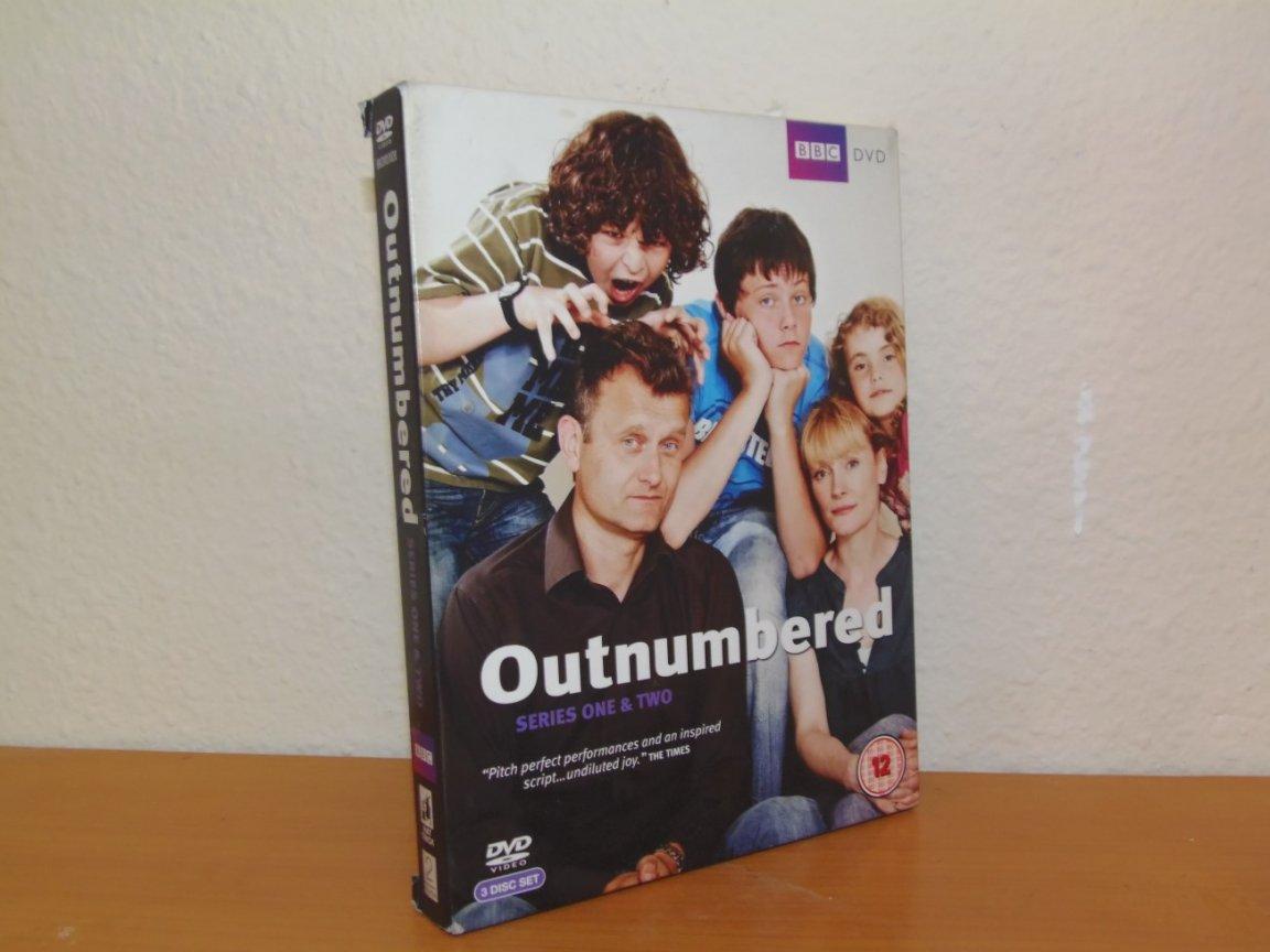 DVD Box Set - Outnumbered