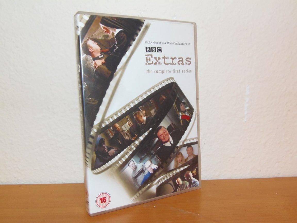 DVD Box Set - Extras