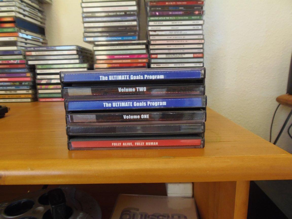Self Help CDs