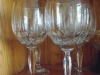 Large Crystal Wine Glasses