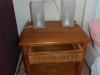 2 x Bedside Units with Drawer