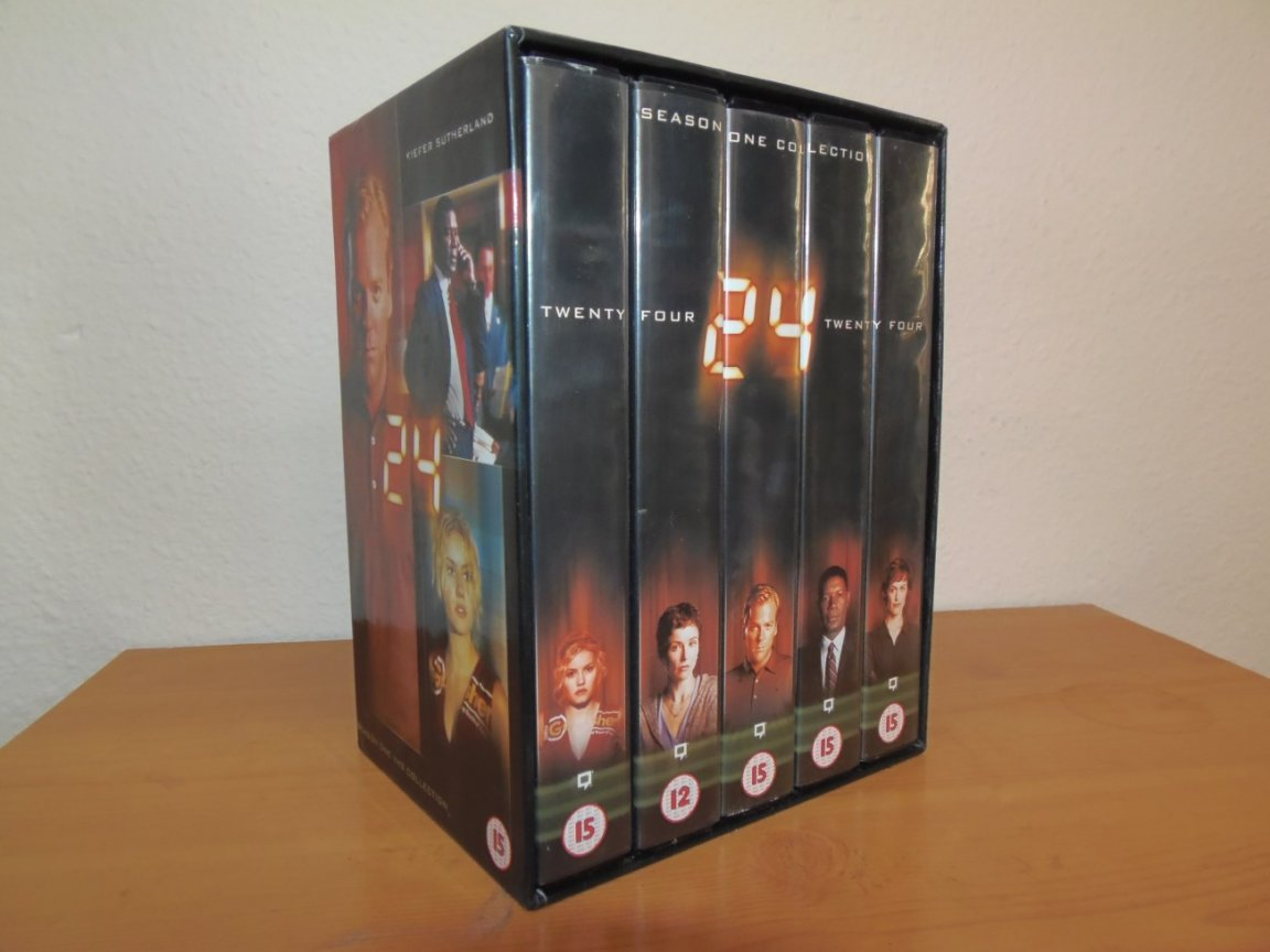 Video Box Set - 24 series one