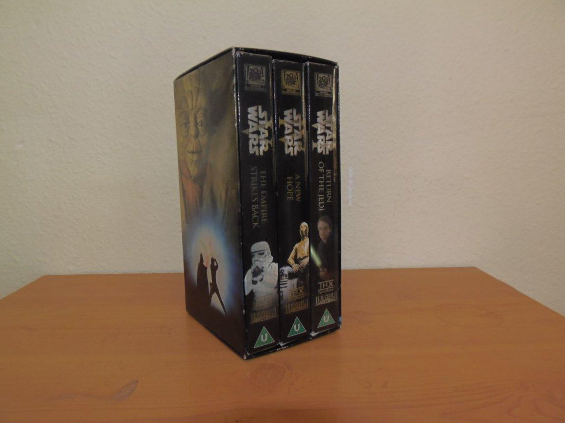 Video Box Set - Star Wars