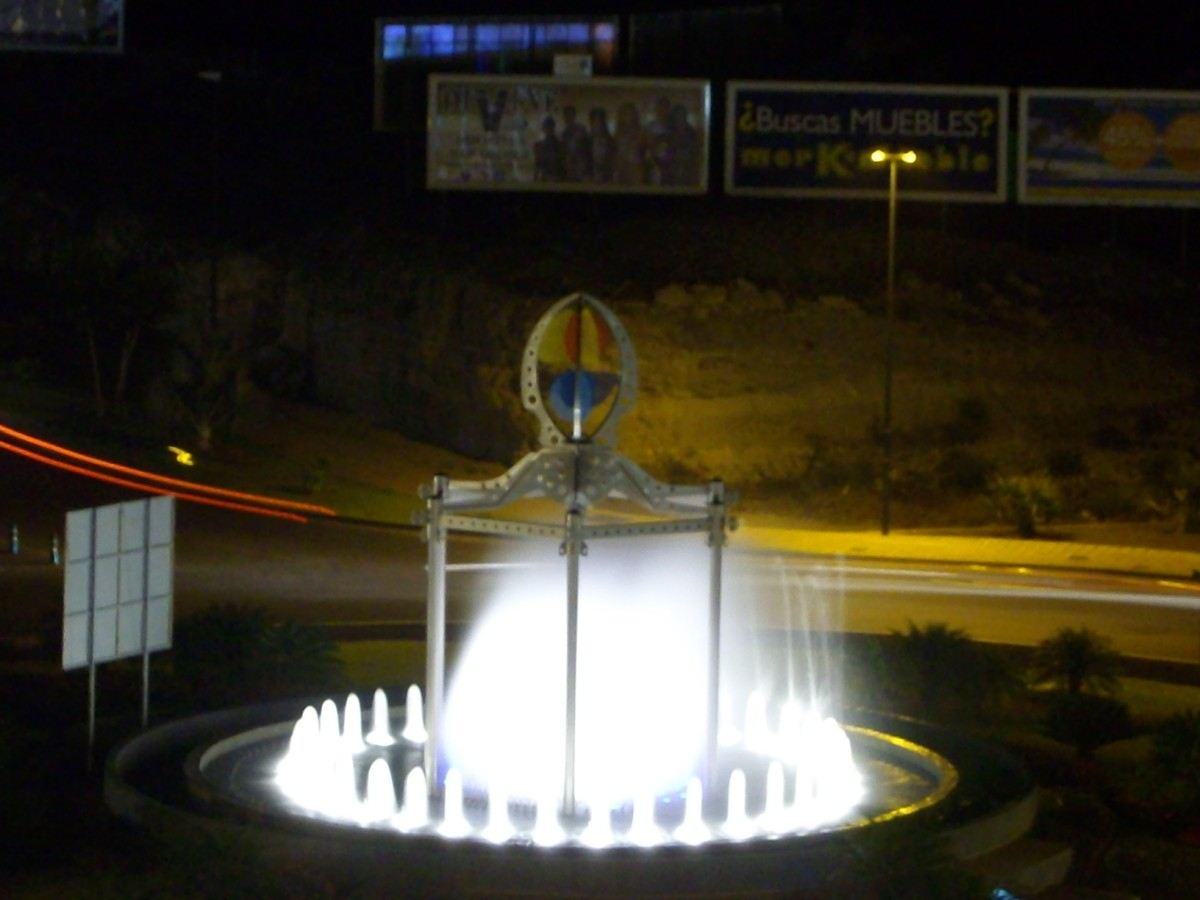 Los Cristianos Fountain