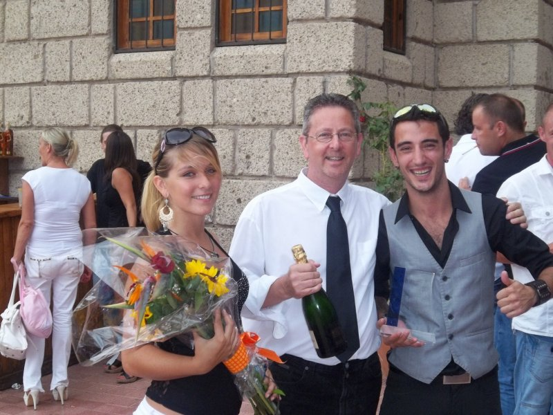 Elinor, Dad and Simply Mo