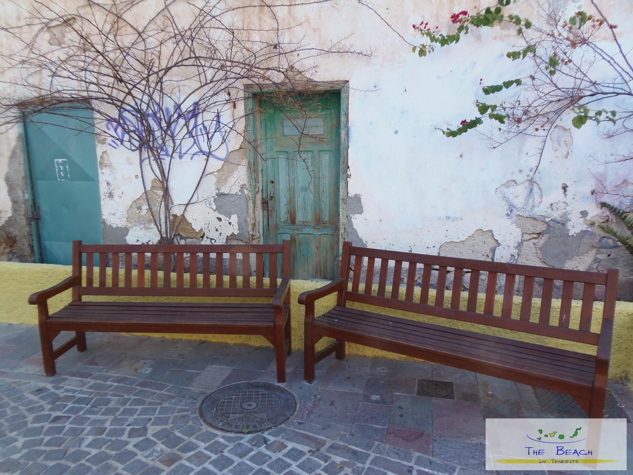 A great place to sit and watch in Los Cristianos